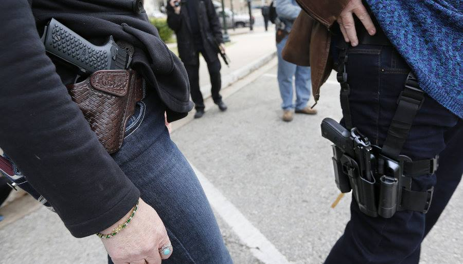 NRA seeks to weigh in on open-carry case before Florida Supreme Court