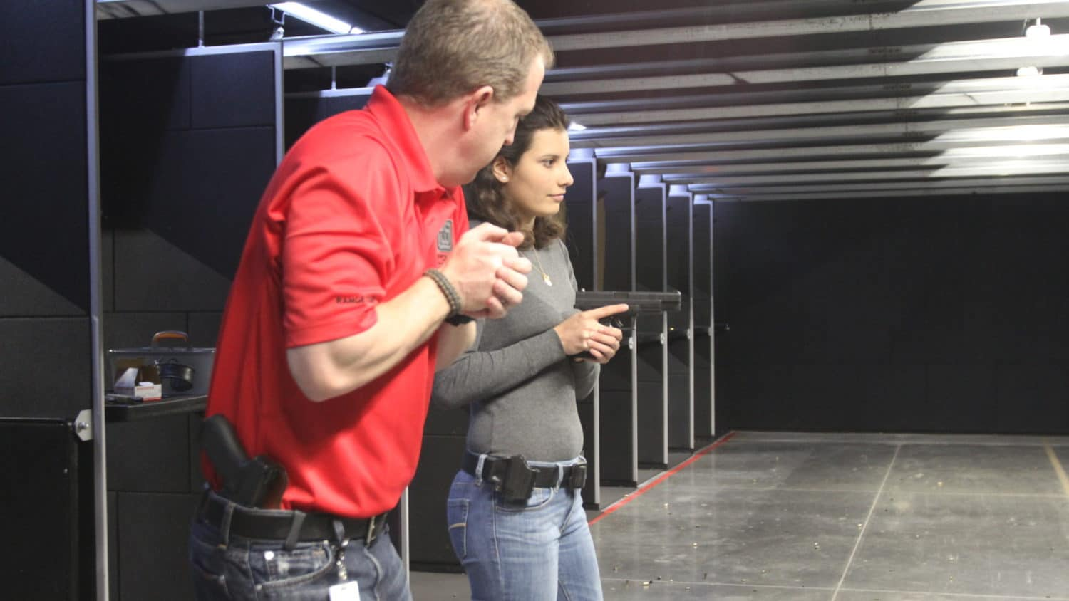 Firearm Training at Poway Weapons & Gear Range