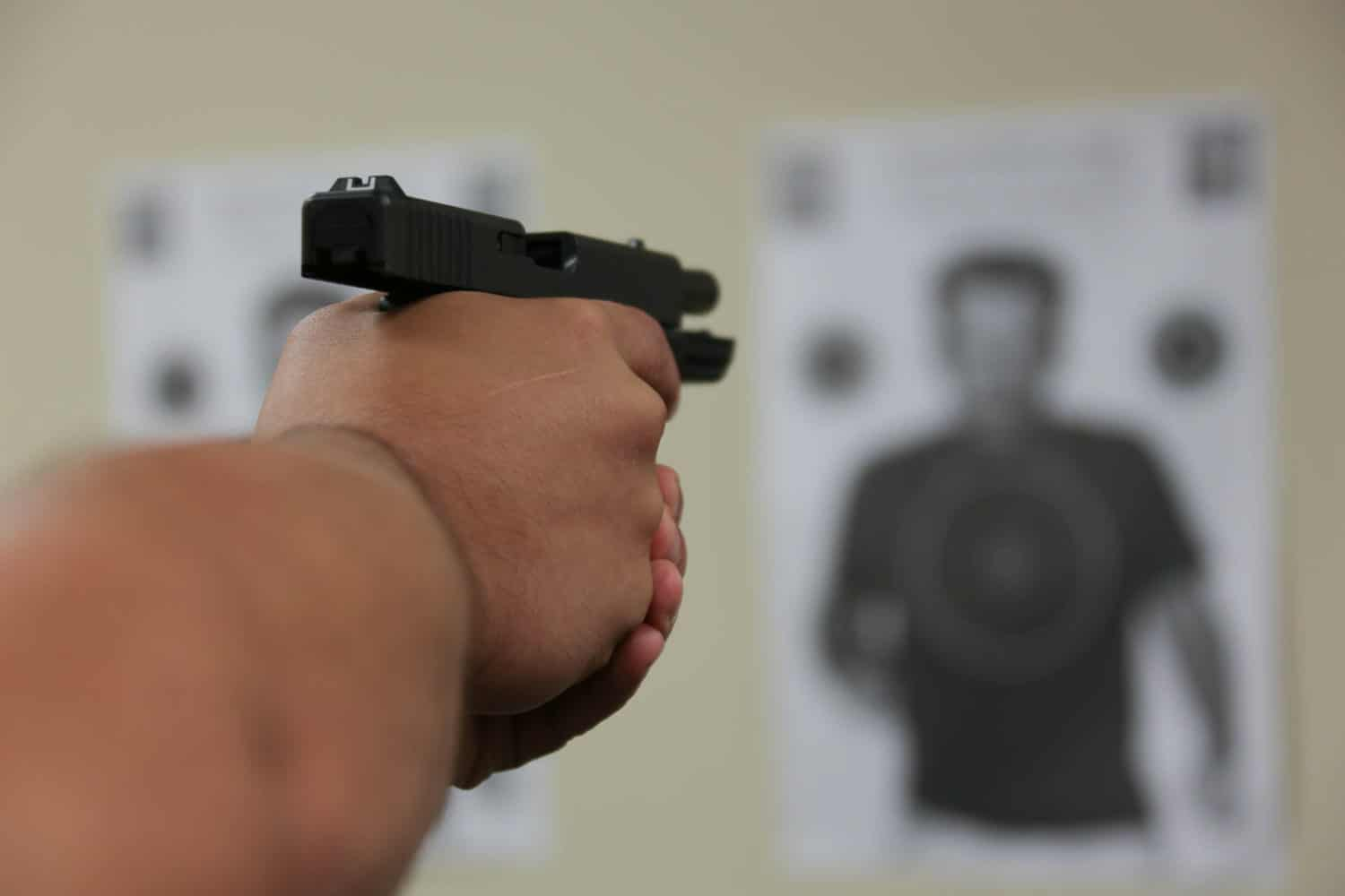 what to expect at an indoor shooting range