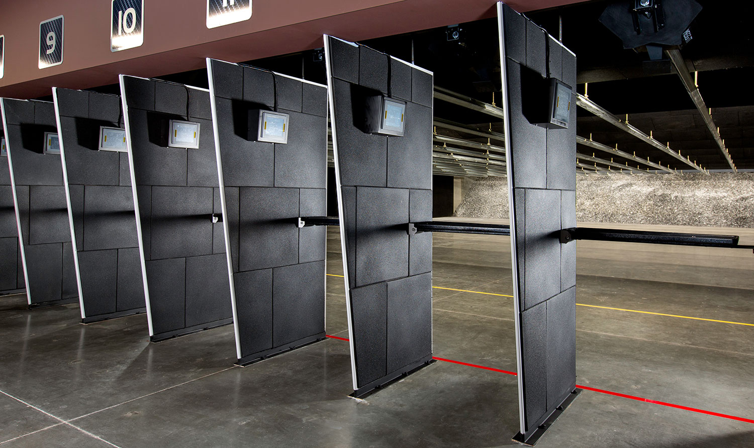 Shooting Range in Poway