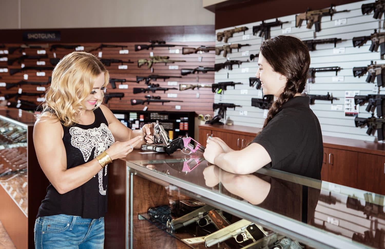 firearm supply store