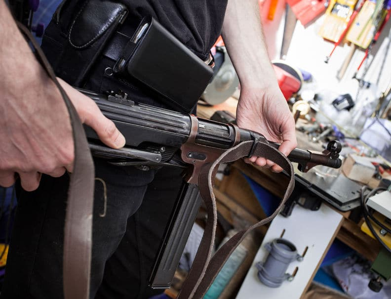 Gunsmithing Jobs