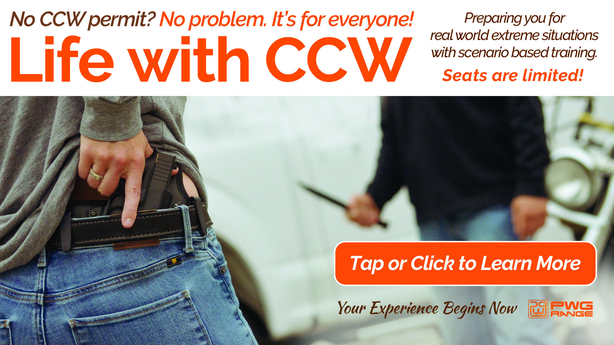 Learn More About Life With CCW